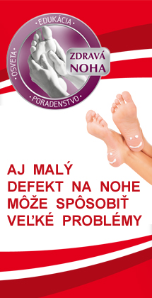 zdravá noha