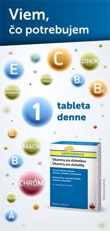vitamíny pre diabetikov